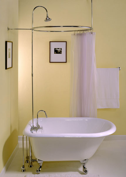 Clawfoot Bathtub Shower Kit Decor Ideasdecor Ideas