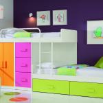 Contemporary Kids Bedroom Furniture NZ