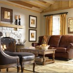 Country Living Room Colors