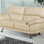 Cream 2 Seater Sofa
