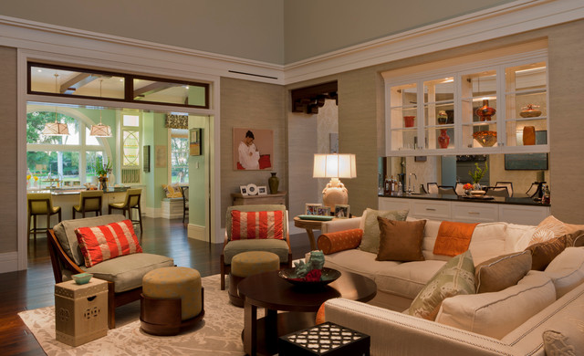 27 Eclectic Living Room Designs Decorating Ideas