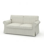 Ektorp 2 Seater Sofa Bed Cover