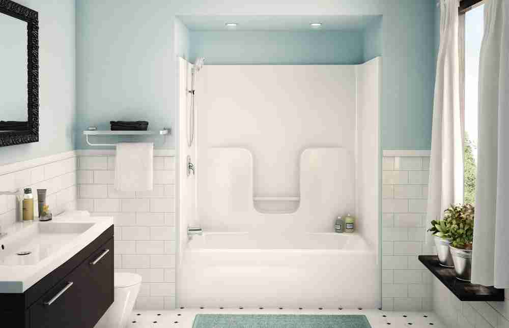Fiberglass Bathtub Shower Combo Decor Ideasdecor Ideas