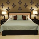 Fleur de lis Bedroom Decor