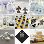 Fleur de lis Party Decorations