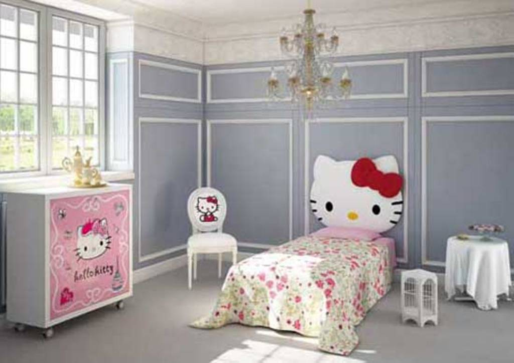 Girls bedroom painting ideas pictures decor ideasdecor ideas for Bedroom paint pattern ideas