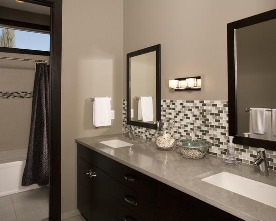 glass bathroom tile backsplash ideas decor ideasdecor ideas