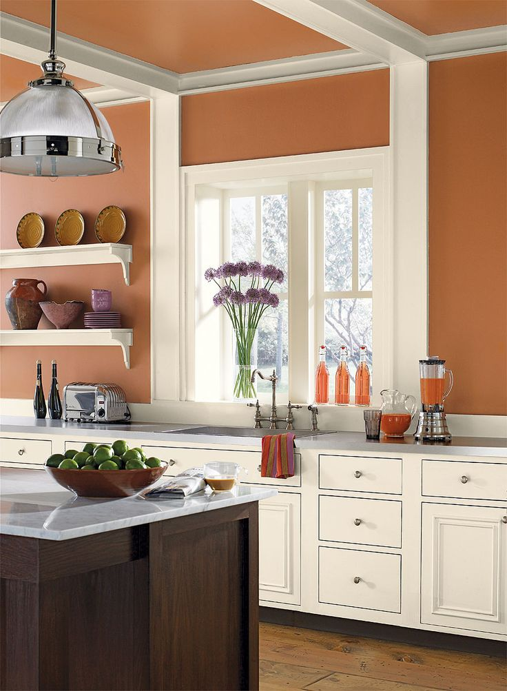 Good colors to paint a kitchen decor ideasdecor ideas for What color to paint small kitchen