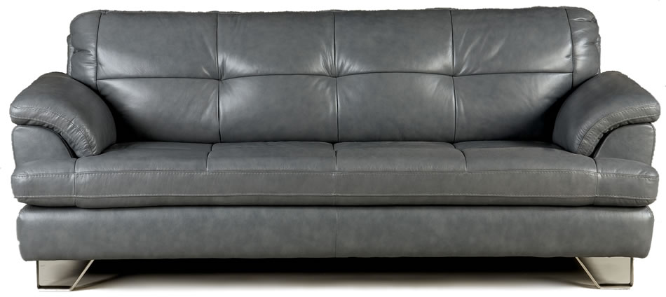 Gray Contemporary Sofa