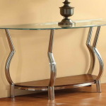 Half Moon Tables Living Room Furniture