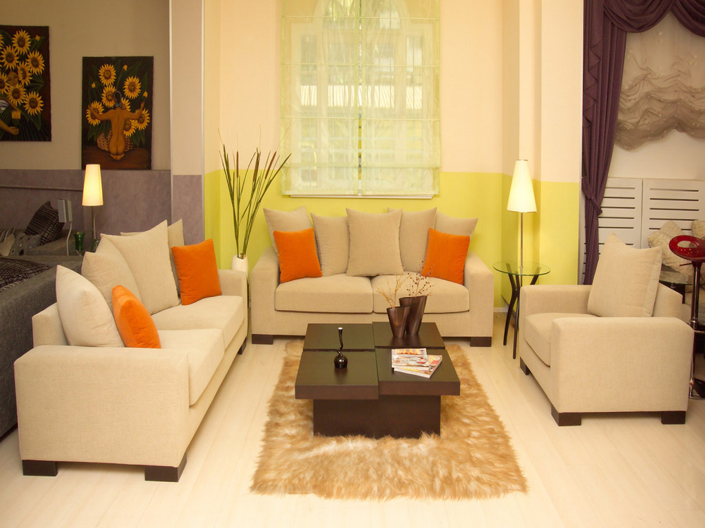 Home Decorating Ideas For Living