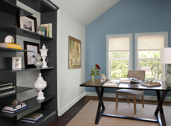 Home office color ideas decor ideasdecor ideas Home office design color ideas