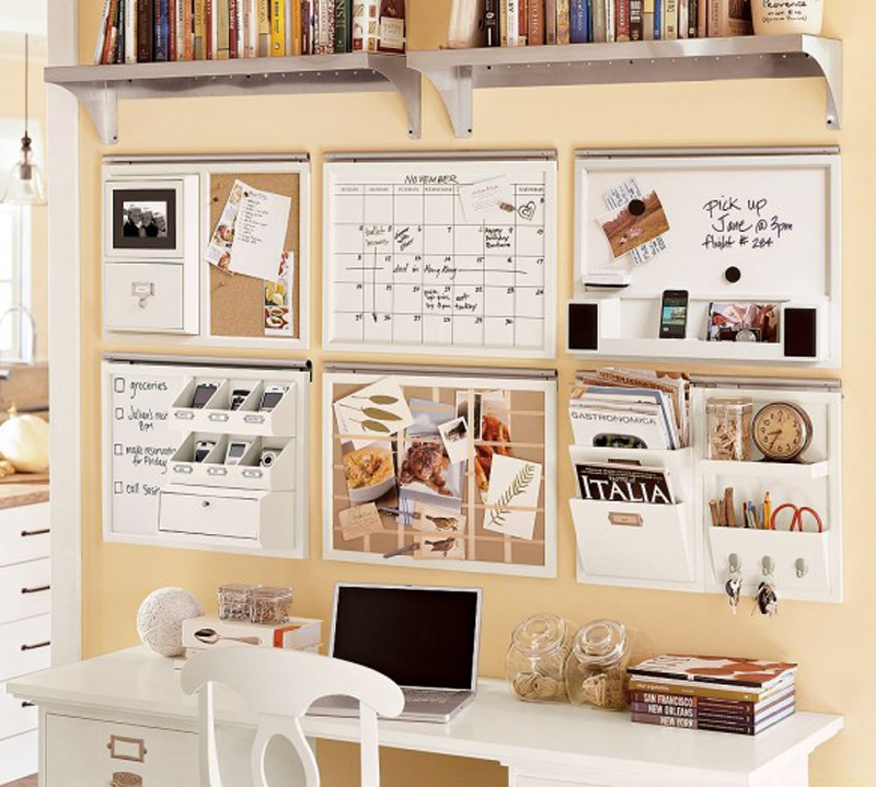 Home Office Organization Ideas Decor Ideasdecor Ideas