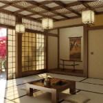 Japanese Living Room Design