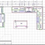 Kitchen Remodel Floor Plans