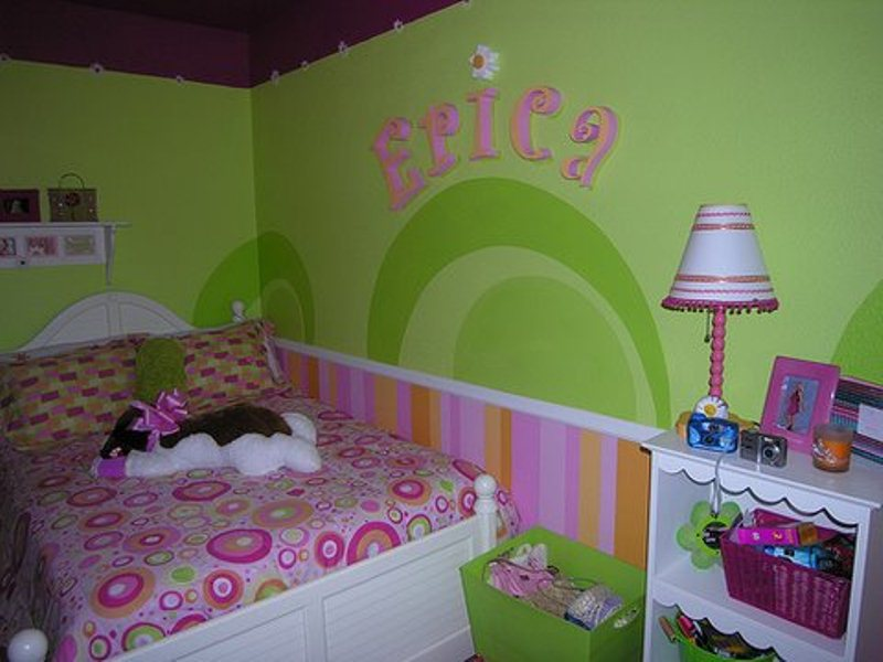 Little Girls Bedroom Paint Ideas Decor Ideasdecor Ideas