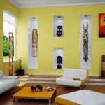 Living Room Wall Color Combinations