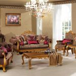 Luxury Living Room Furniture Sets