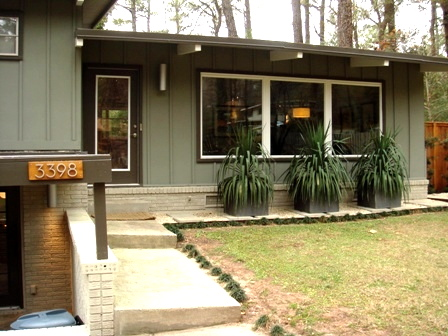 Mid Century Modern Homes Atlanta