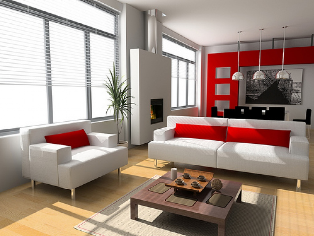 Modern Contemporary Living Room Design Ideas Pictures