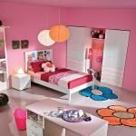 Modern Kids Bedroom Furniture Sets for Girls