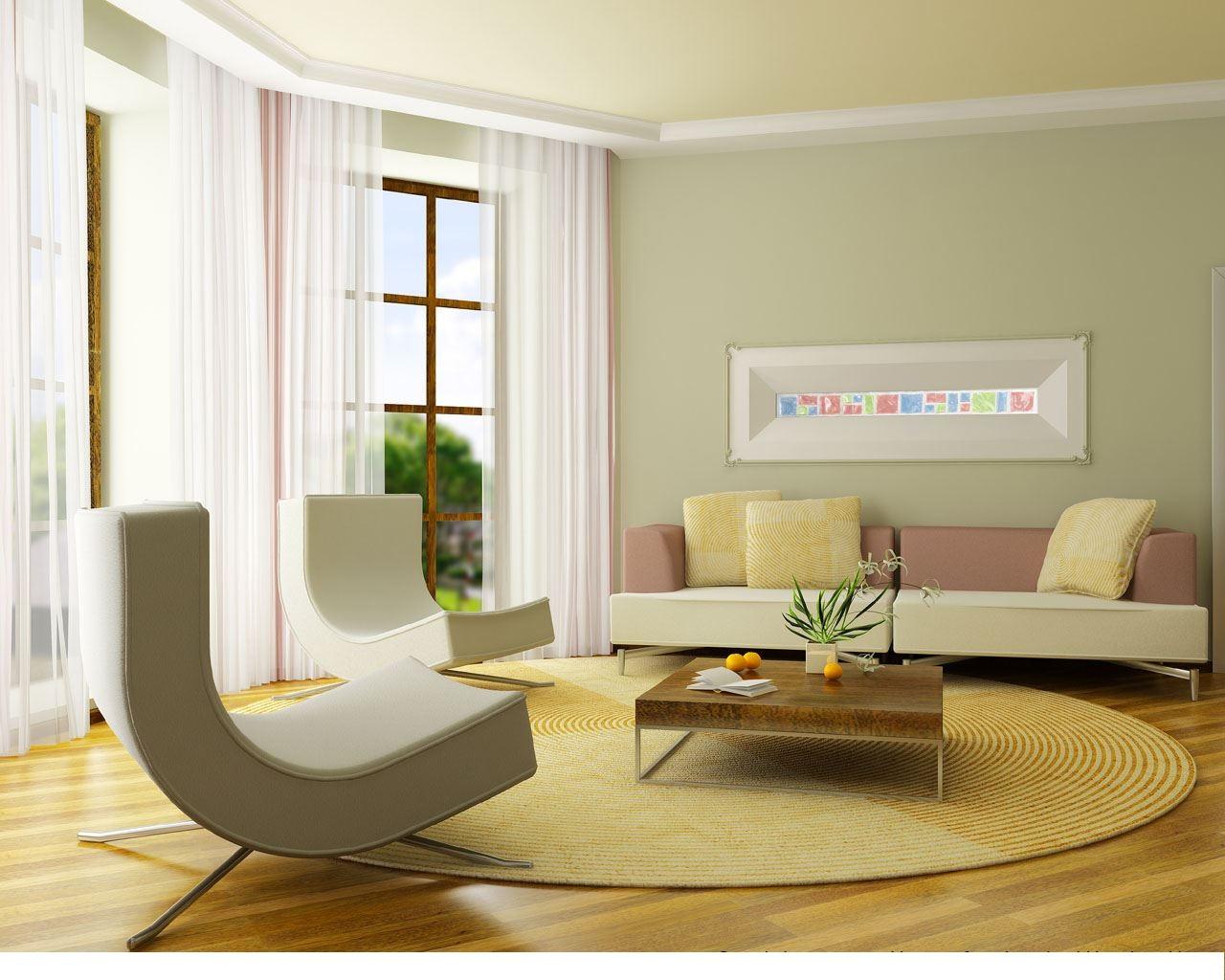 Modern Living Room Colors Ideas