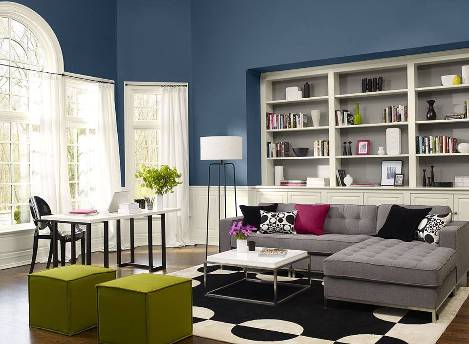 Modern living room colors schemes decor ideasdecor ideas for Color designs for living room