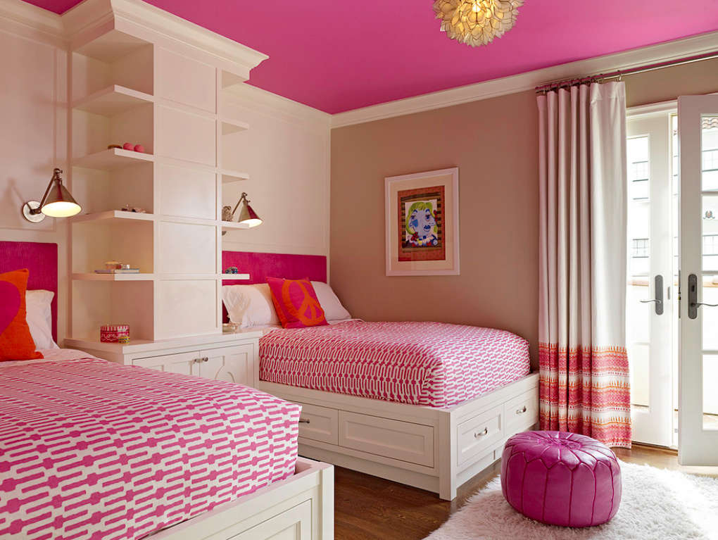 Paint ideas for bedrooms walls decor ideasdecor ideas for Wall designs with paint for a bedroom