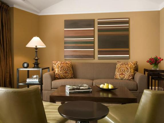 Painting Living Room Walls