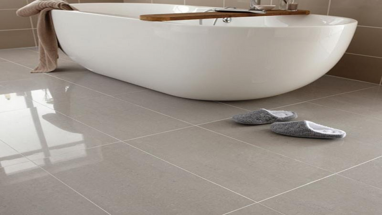 Bathroom porcelain floor tiles with awesome styles for Tile floors bathroom