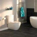 Slate Bathroom Floor Tiles
