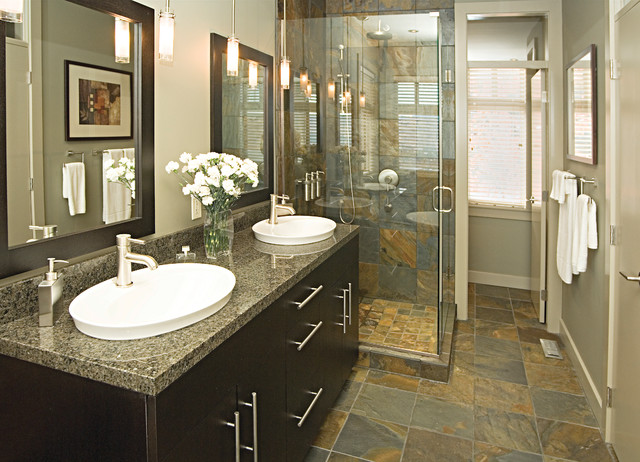 bathroom slate tile ideas slate tile bathroom ideas