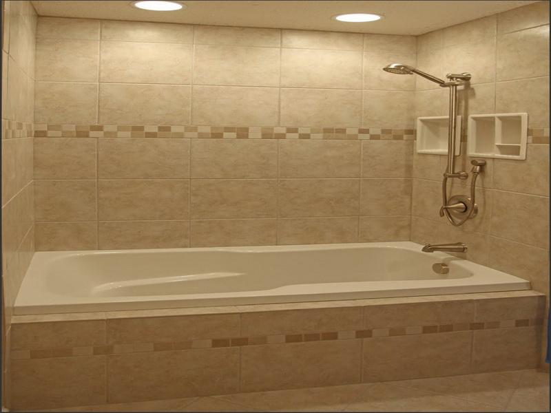Small bathroom tile ideas photos decor ideasdecor ideas for Small bathroom ideas with tub