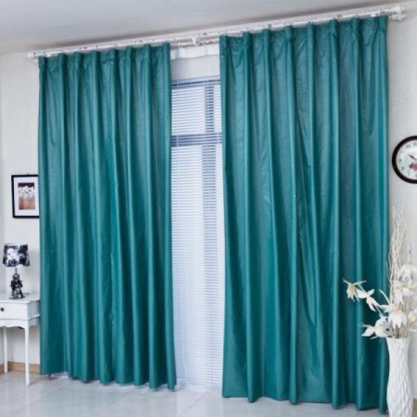 Teal Bedroom Curtains The Hippest Galleries