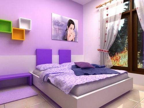 Teenage bedroom paint ideas decor ideasdecor ideas for Paint ideas for teenage bedroom