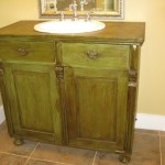 Used Bathroom Vanity Cabinets