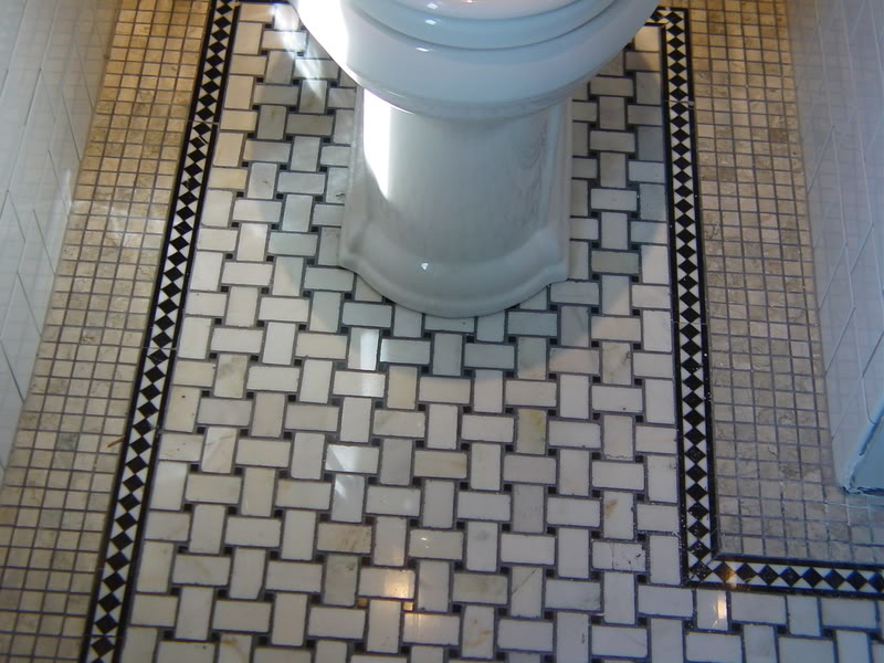 Vintage Bathroom Floor Tile Pattern Furthermore New Tallest Building