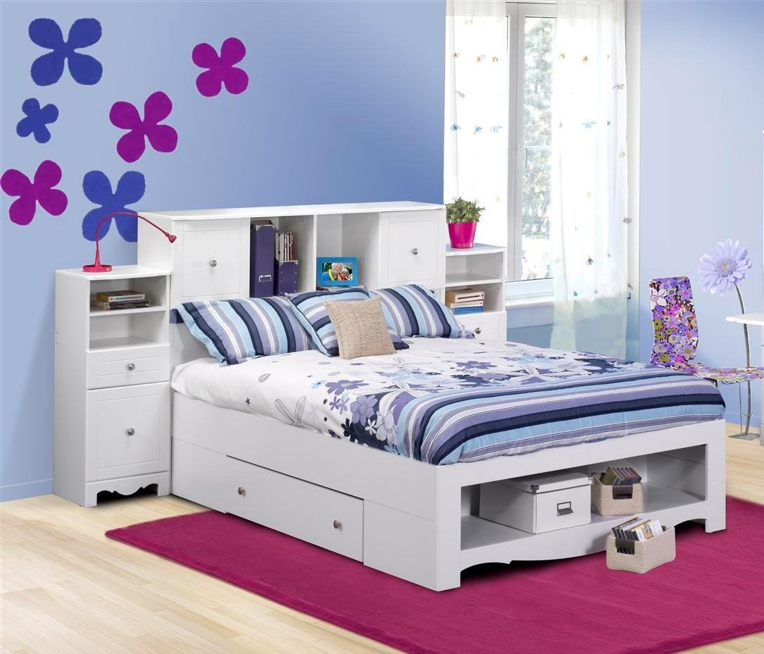 Walmart kids bedroom furniture decor ideasdecor ideas for Youth furniture