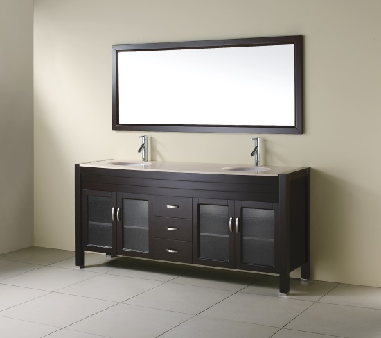 Bathroom Vanity Cabinets without Tops