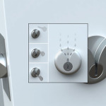 Bedroom Door Locks with Key