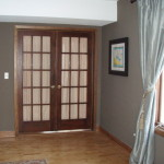 Bedroom French Doors