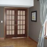 Bedroom French Doors
