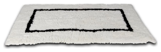 Black And White Bathroom Rugs Decor Ideasdecor Ideas