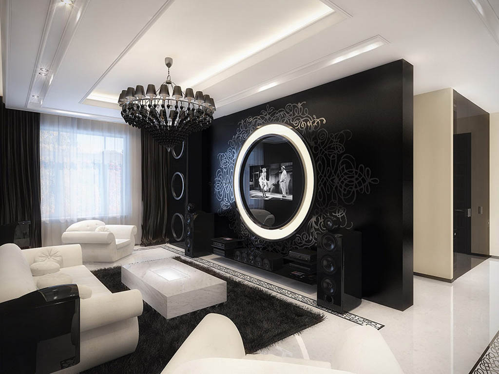 Black And White Themed Bedroom Decor Ideasdecor Ideas
