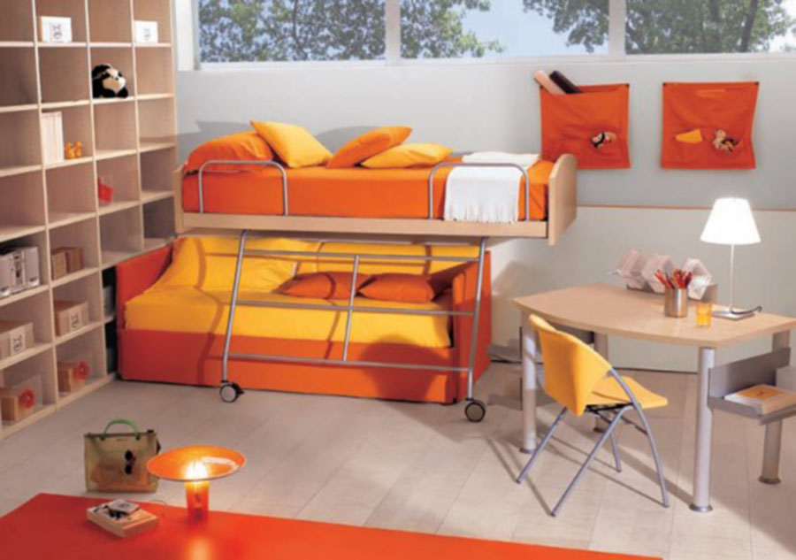 Children Bedroom Furniture Designs