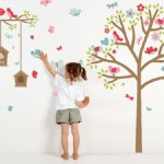 Children Bedroom Wall Stickers