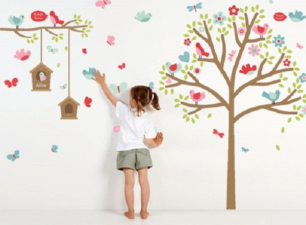 children bedroom wall stickers decor ideasdecor ideas children s room stickers unique home creationsunique