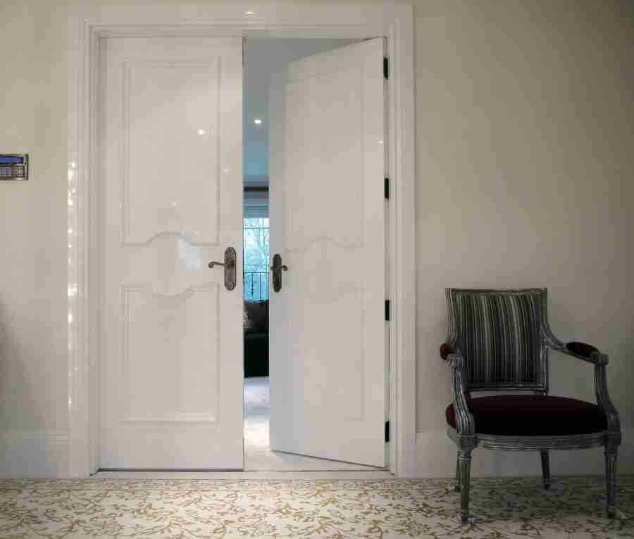 Double bedroom doors decor ideasdecor ideas for Bedroom entrance door designs