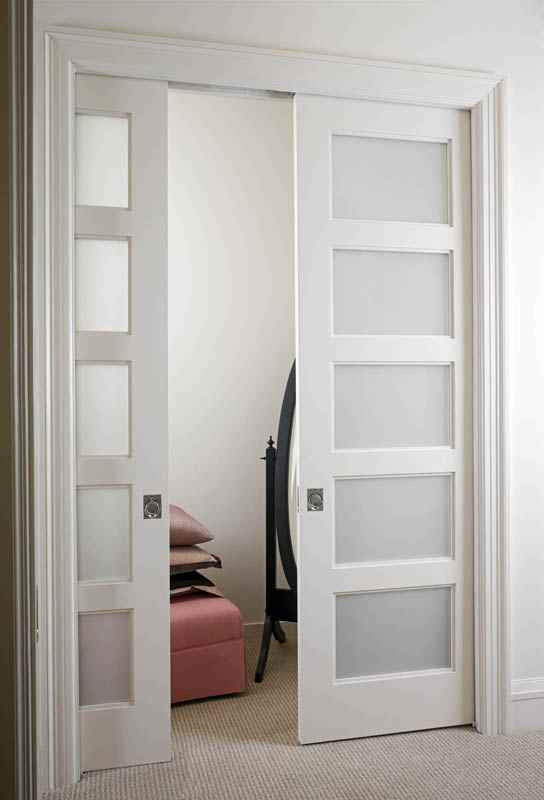French closet doors for bedrooms decor ideasdecor ideas for Interior french doors