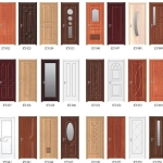 Latest Bedroom Door Designs
